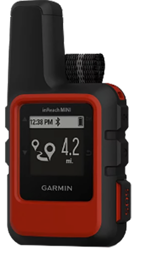 * Garmin inReach Mini Satellite Communicator Orange