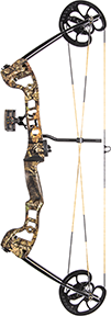 Barnett Vortex Youth Bow Mossy Oak