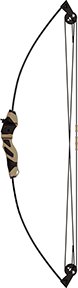 Barnett Quicksilver Youth Bow Mossy Oak