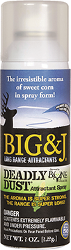 Big and J Deadly Dust Aerosol Spray 12 oz.