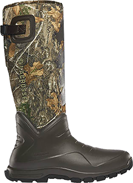 LaCrosse AeroHead Sport Boot 3.5mm Realtree Edge 9
