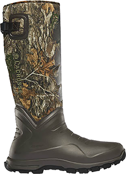 LaCrosse AeroHead Sport Boot 7mm Realtree Edge 10