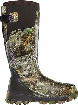 LaCrosse Womens Alphaburly Pro Boot 800g Realtree Edge 9