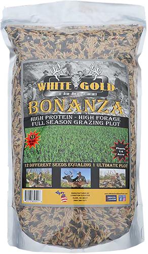 White Gold Bonanza Seed 13 lbs.