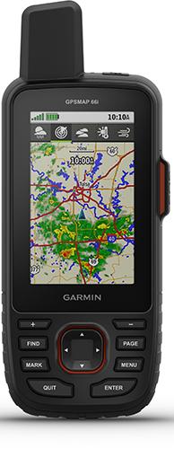 Garmin GPSMAP 66i Handheld GPS