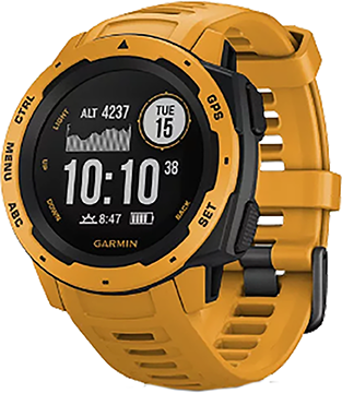 Garmin Instinct GPS Watch Sunburst