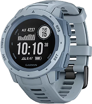 Garmin Instinct GPS Watch Seafoam