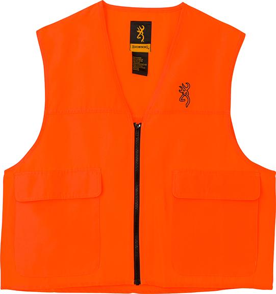 Browning Safety Blaze Vest Small