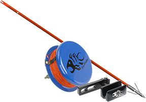 Fin-Finder Raider Pro Bowfishing Package