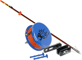 Fin-Finder Hydro-Carbon Pro Bowfishing Package