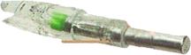 Fin-Finder Aqua Nock Green