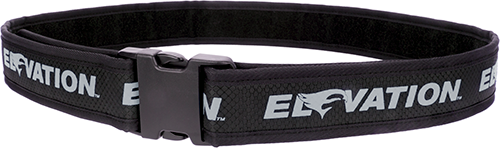 Elevation Pro Shooters Belt Silver 28-46 in.