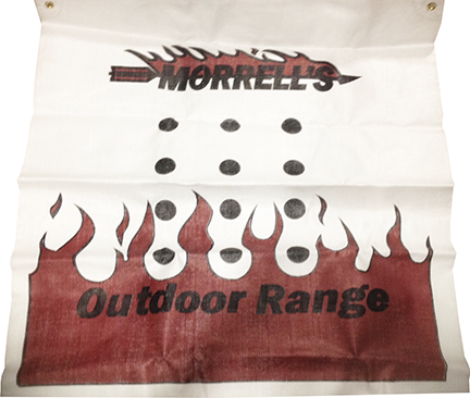 Replacement Cover Outdoor Range Target