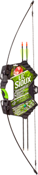 16 Lil Sioux Jr Recurve Set 15#