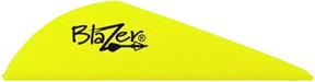 "Blazer Vanes 2"" Neon Yellow"