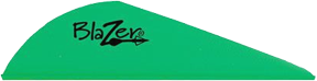 "Blazer Vanes 2"" Neon Green"