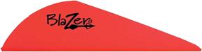"""Blazer Vanes 2"""" Flo Red"""