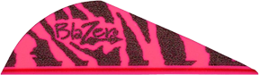 """Bohning Blazer 2"""" Pink Tiger"""