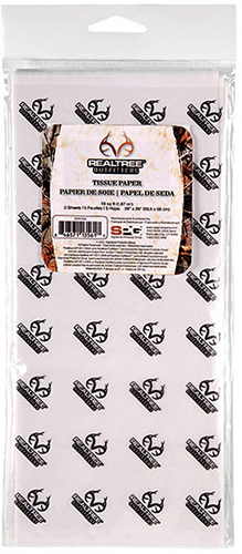 "Realtree All Purpose Xtra Tissue Paper 5 Sheets 26""x20"""