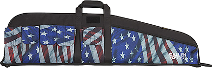 "Allen Victory Tactical 42"" Rifle Case Custom Flag Pattern"
