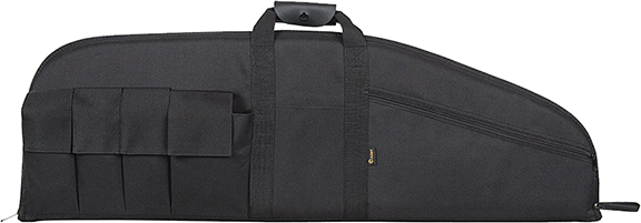 Pride6 Combat Tactical Rifle Case Black 42in.