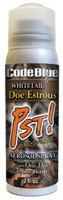* Code Blue PST Whitetail Estrus Aerosol