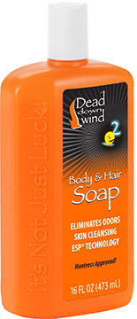 DDW Body & Hair Soap 16oz