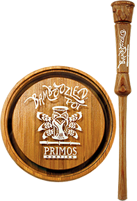 Primos Bamboozled Pot Turkey Call