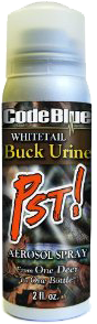 * Code Blue PST Whitetail Buck Aerosol