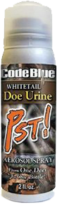 * Code Blue PST Whitetail Doe Urine Aerosol