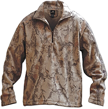Natgear Layering Fleece Henley Large