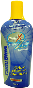 Code Blue Eliminator X Shampoo 12 oz