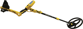 Swarm MX100 EFX Digital Hi Performance Metal Detector