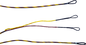 First Draw Genesis String/Cable Set Mountain Berry/Yellow