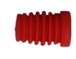 Hitek Replacement String Stop End Red
