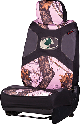 Mossy Oak Low Back 2.0 Seat Cover Mossy Oak Breakup Pink