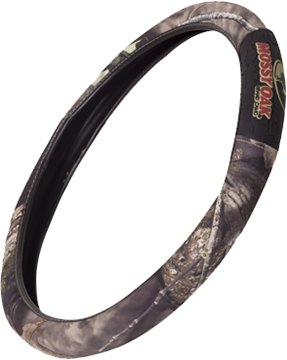 Mossy Oak 2-Grip Steering Wheel Cover Mossy Oak Breakup Country