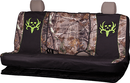 Bone Collector Full Size Bench Seat Cover Realtree All Purpose