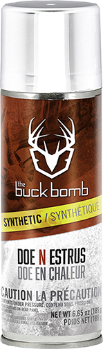 *Buckbomb Synthetic Doe In Estrus