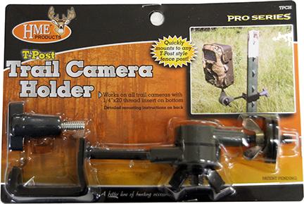 HME T-Post Trail Camera Holder
