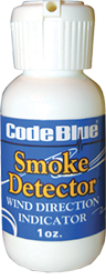 Code Blue Smoke Wind Detector