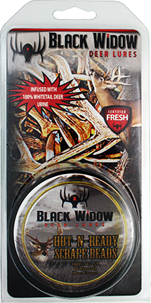 Black Widow Hot-n-Ready Southern Scent Beads 2oz