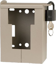 Bushnell Trophy Cam Security Case - fits standard cameras