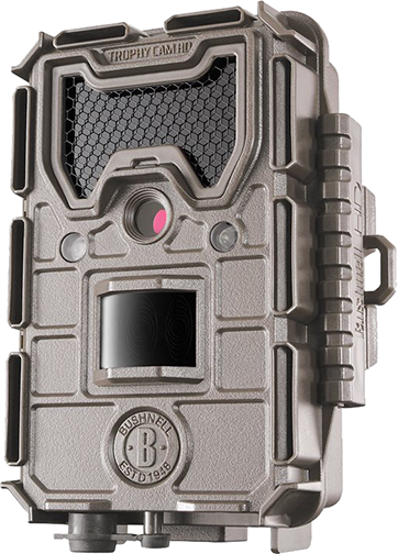 Bushnell 20mp HD Aggressor Trophy Cam No Glow Tan