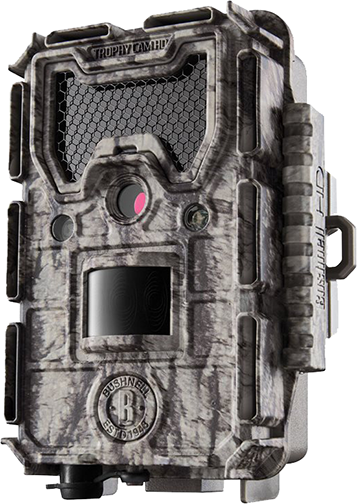 Bushnell 24mp HD Aggressor Trophy Cam No Glow Camo