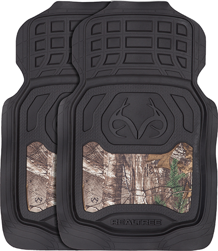 Realtree Floor Mat Xtra Camo w/Black Trim