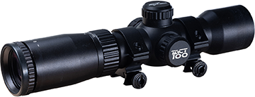 Excalibur Tact 100 Scope 1.5-5x32mm Illuminated