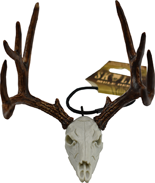 Can Cooker Skullz Mirror Hanger Mule Deer