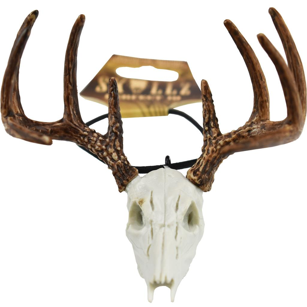 Can Cooker Skullz Mirror Hanger Perfect 10 pt. Deer