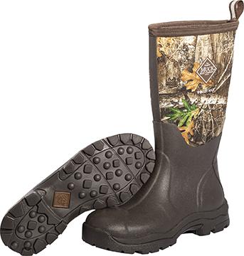Muck Woody PK Womens Boot Realtree Edge 5